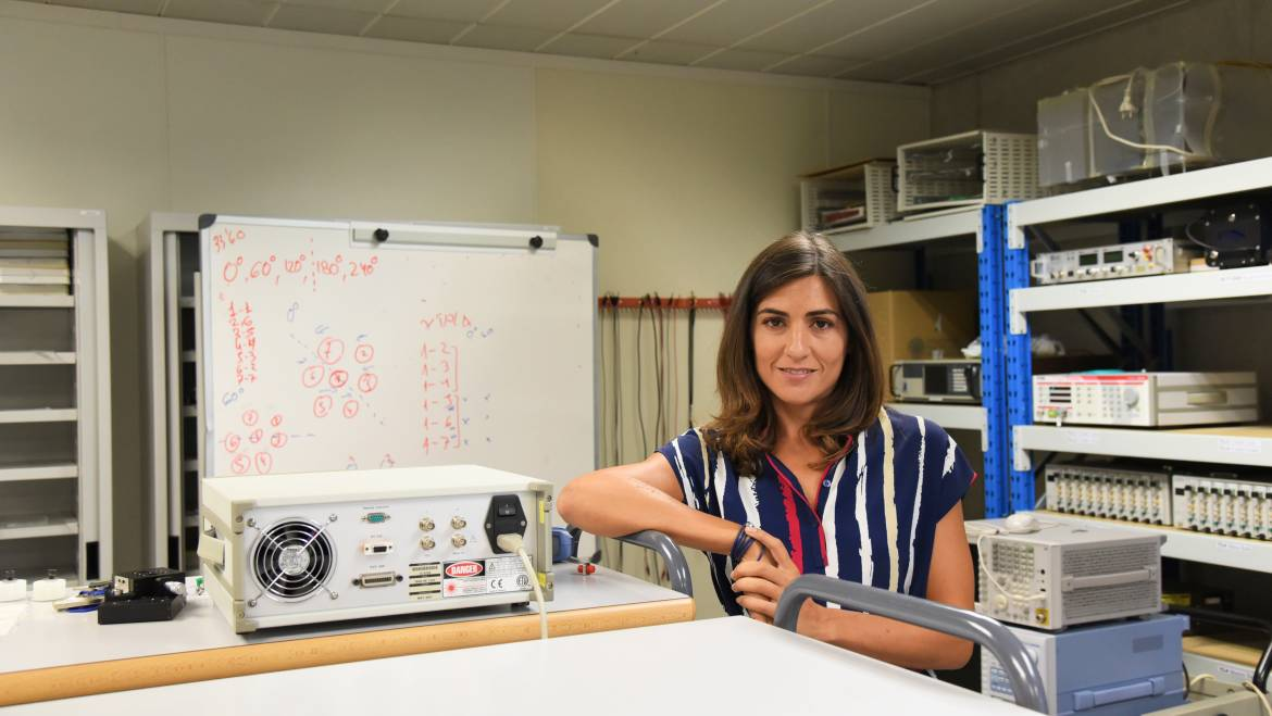 Ivana Gasulla has been granted a Consolidator Grant from the European Research Council