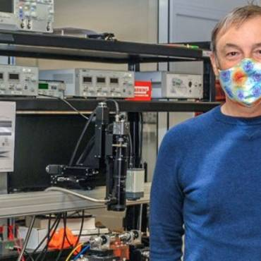 JOSÉ CAPMANY AWARDED NATIONAL RESEARCH PRIZE IN THE ENGINEERING AREA
